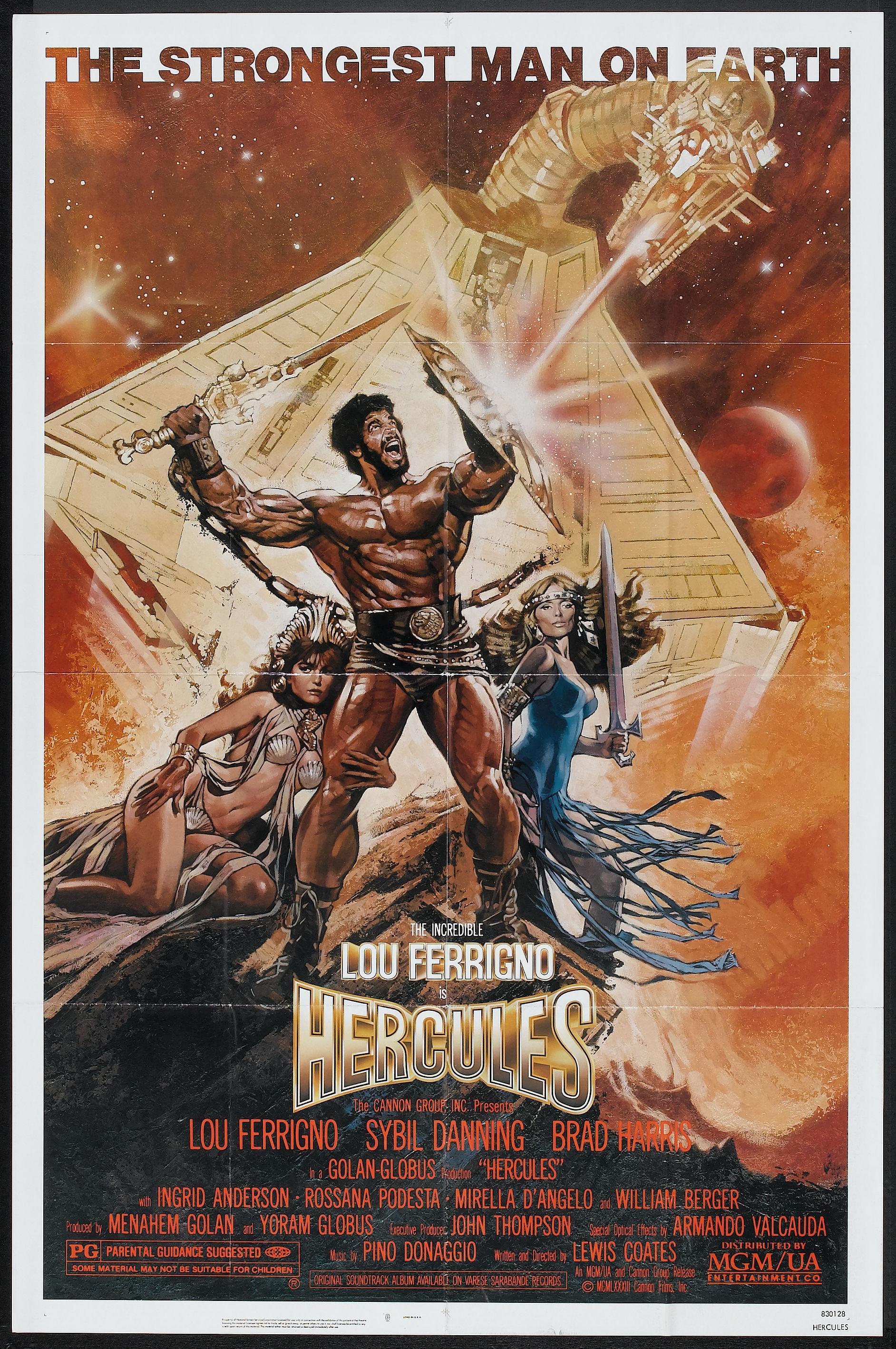 Hercules Filme